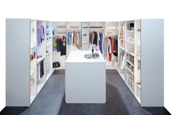 Begehbarer Schrank by Rüttimann | Walk-in wardrobes