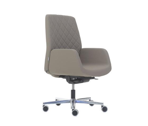 Aura High Backrest by Nurus | Executive chairs