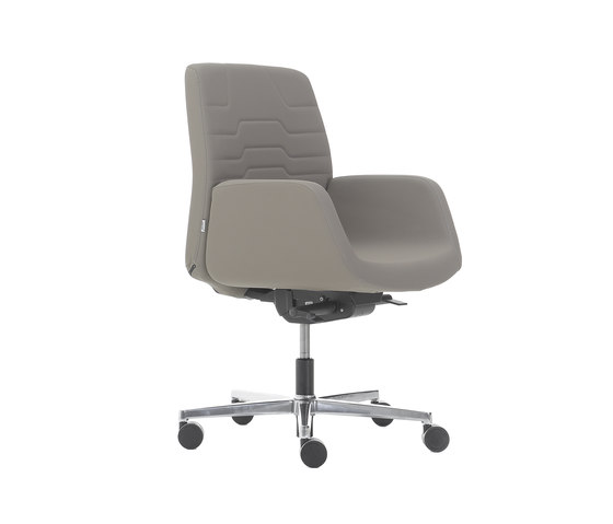Aura Low Backrest by Nurus | Conference chairs