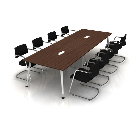U too Meeting Table by Nurus | Conference tables
