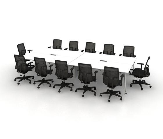 U too Meeting Table di Nurus | Tavoli contract