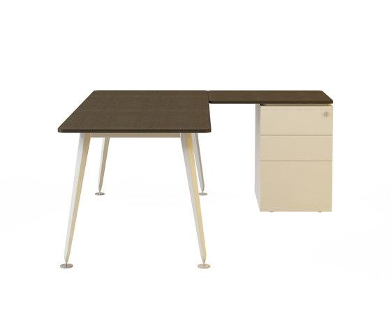 Lunar Desk by Nurus | Individual desks