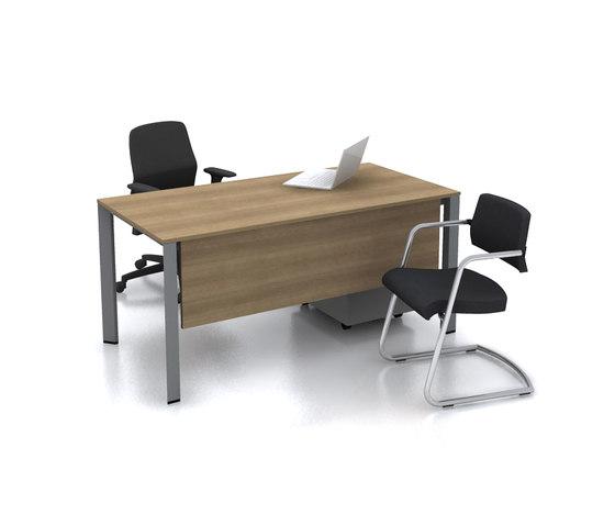 Plato Desk de Nurus | Bureaux