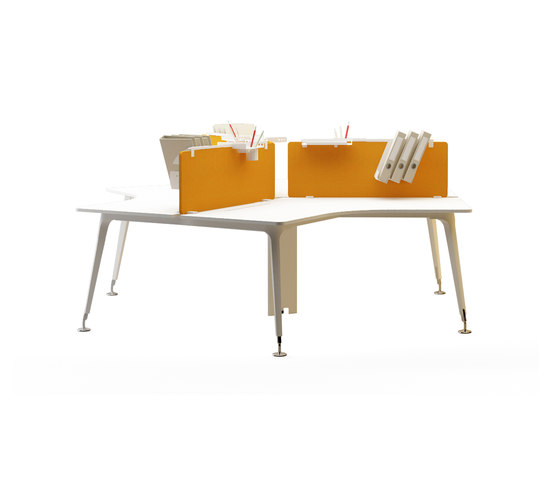 U too 120° Angel Desk by Nurus | Desks