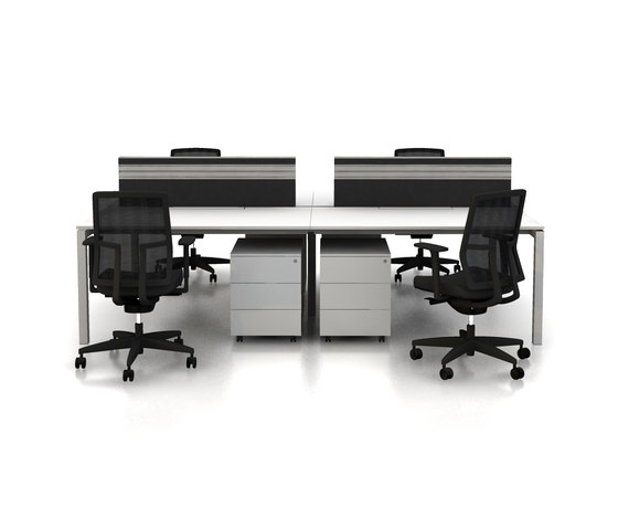 Silva Double Working System de Nurus | Desks
