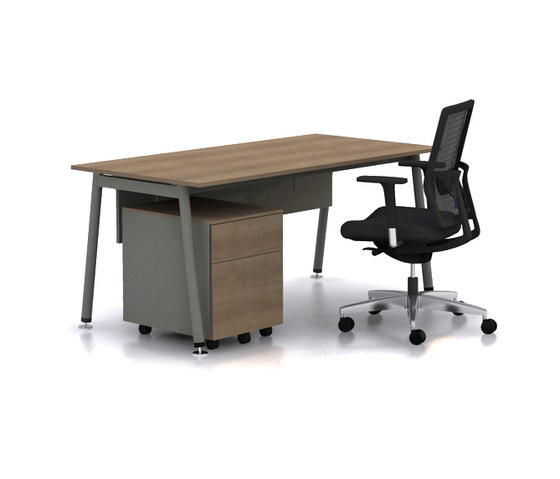 Silva Desk by Nurus | Individual desks