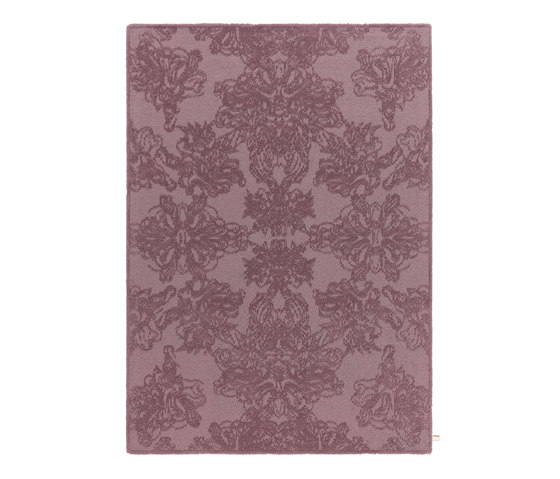 Classic Damask Shimmering Heather 6001 by Kasthall | Rugs / Designer rugs