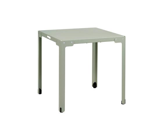 T-table outdoor von Functionals | Garten-Esstische