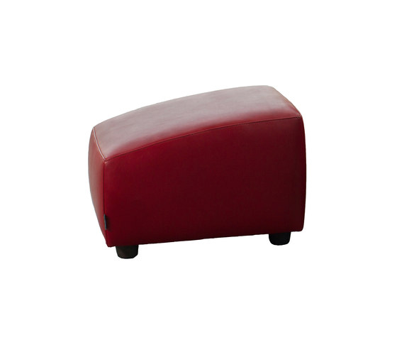 Longa footstool by Label | Poufs