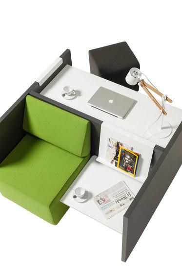 Team | 6112 by Cascando | Individual desks