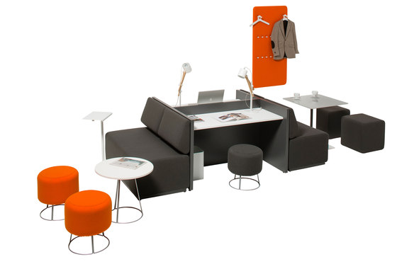 Team | 6115 by Cascando | Desking systems