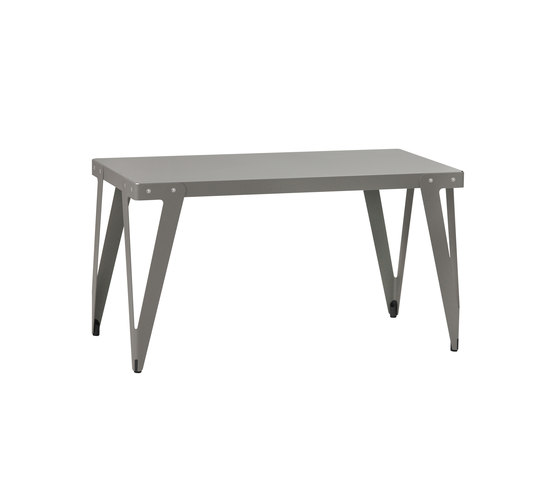 Lloyd work table outdoor by Functionals   Individual desks