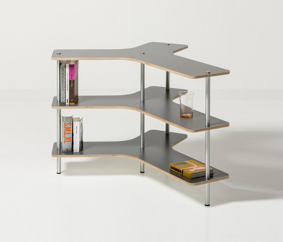 Spine by Cascando | Office shelving systems