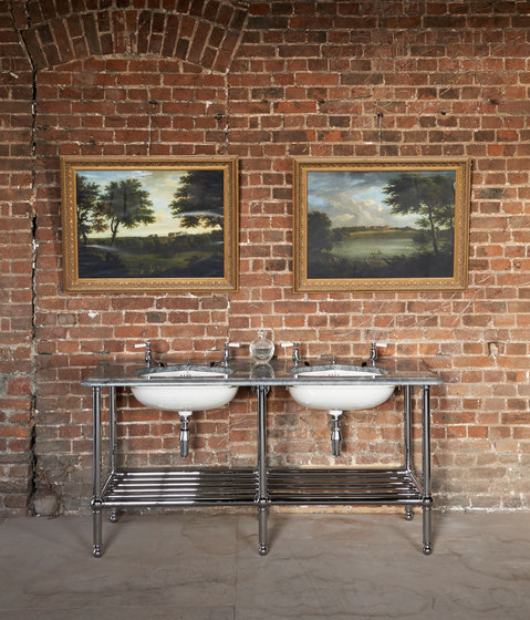The Double Crake by Drummonds | Wash basins