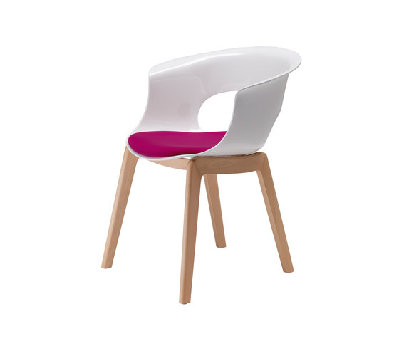 Natural Miss B Antishock by Scab Design | Multipurpose chairs