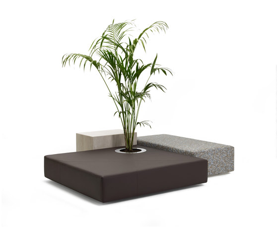 Islands by OFFECCT | Plant holders / Plant stands