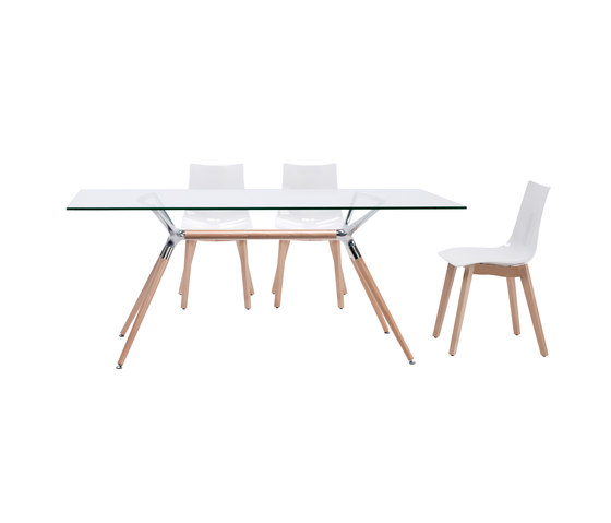 Natural Metropolis by Scab Design | Meeting room tables