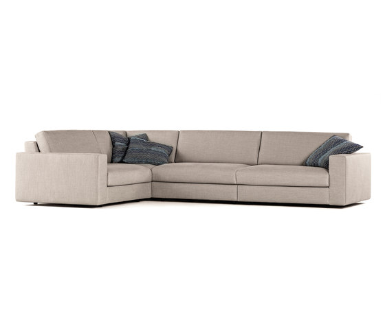 Classic sofa by Prostoria | Modular seating systems