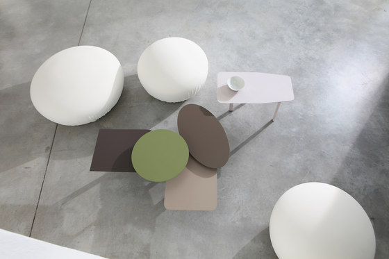 Collage by Bonaldo | Lounge tables