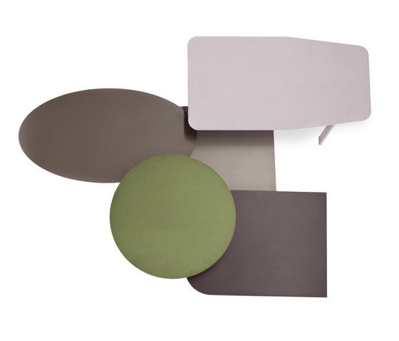 Collage by Bonaldo | Coffee tables