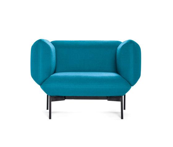 Segment armchair von Prostoria | Loungesessel