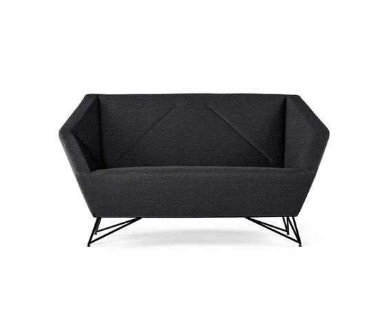 3angle sofa by Prostoria | Lounge sofas