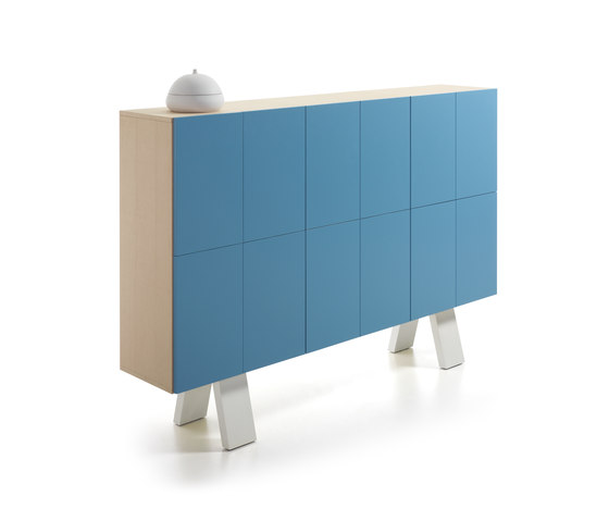 Midi Colors Cabinet C by Sistema Midi | Sideboards