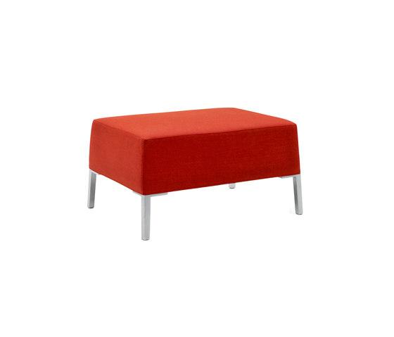 Lounge Series pouffe by Paustian | Poufs
