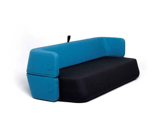 Revolve sofa by Prostoria | Sofa beds