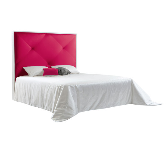 Sleeping Systems Collection Prestige | Headboard Adele by Treca Paris | Double beds