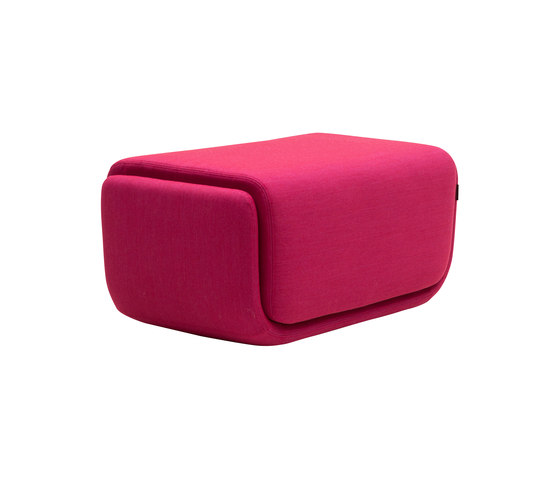 Basket pouf small de Softline A/S | Pufs