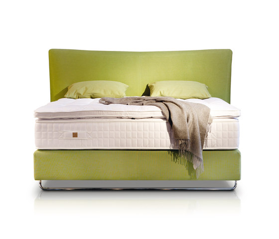 Sleeping Systems Collection Prestige | Headboard Casual by Treca Paris | Double beds