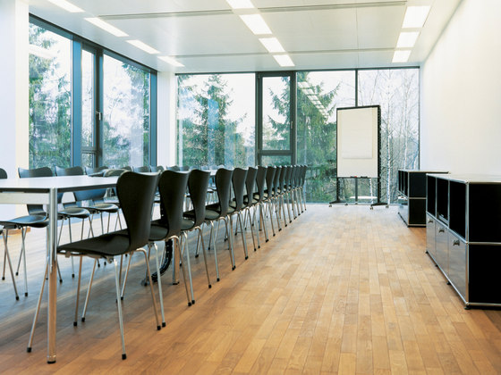 USM Haller Table Laminate di USM | Tavoli riunione