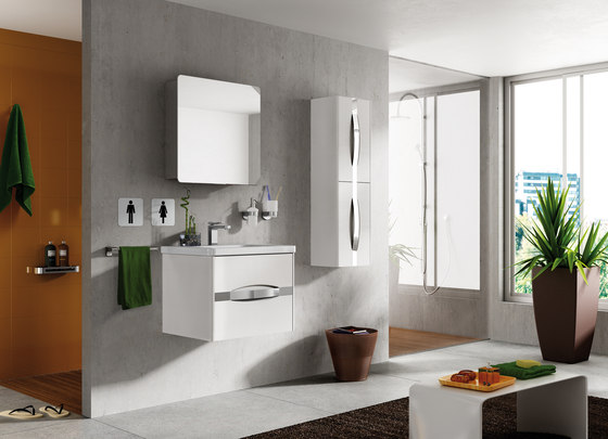 Duna 60 Base Unit by SONIA | Vanity units