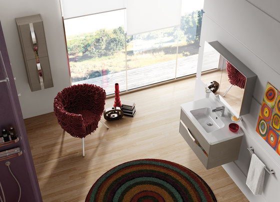 Duna 80 Base Unit by SONIA | Vanity units