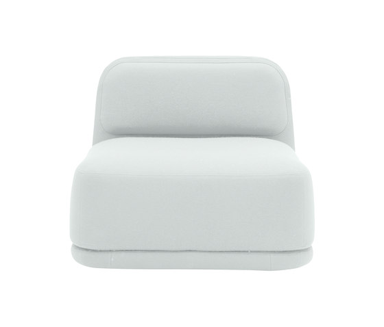 Standby chair low by Softline A/S | Lounge-work seating