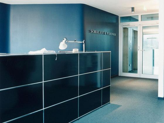 USM Haller Storage by USM | Reception desks