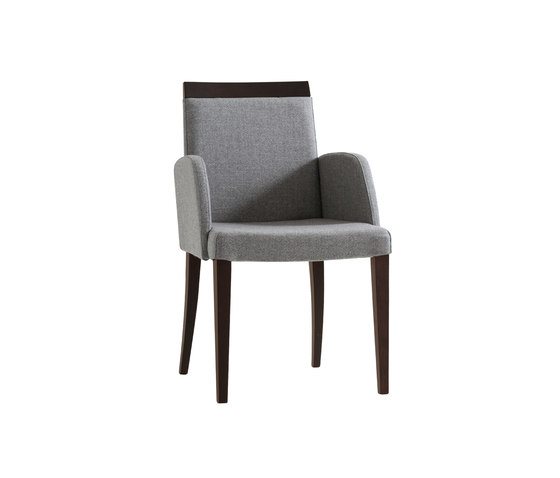 Aurea armchair by Billiani | Visitors chairs / Side chairs