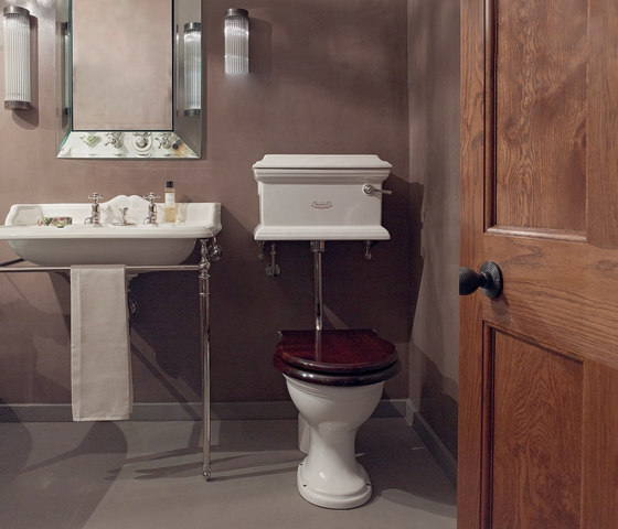 The Casseley WC Suite by Drummonds | Toilets
