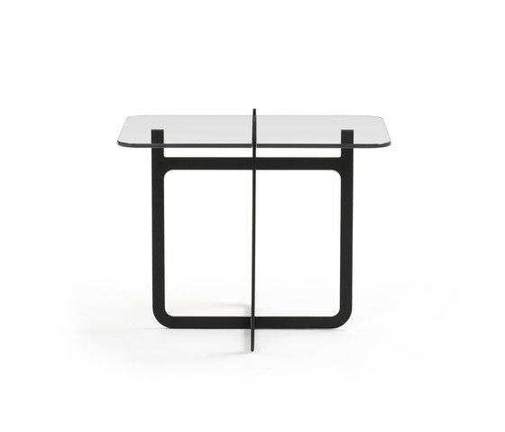 Clip Side Table High di Discipline | Tavolini di servizio