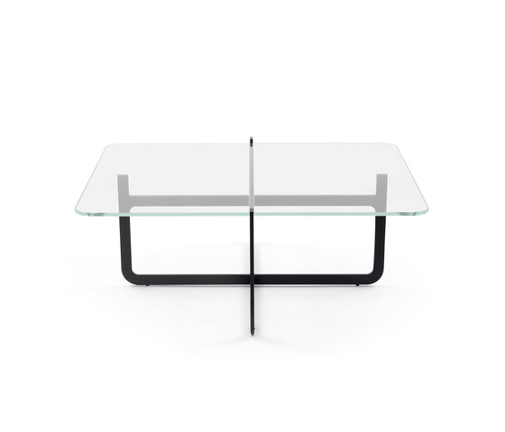 Clip Side Table Low de Discipline | Tables basses
