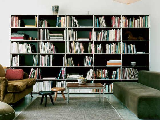 USM Haller Storage by USM | Shelves