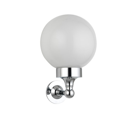 Globe Wall Light by Drummonds | Wall lights