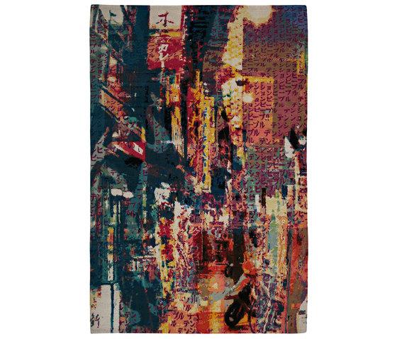 Tokio 2 a von Jan Kath | Formatteppiche