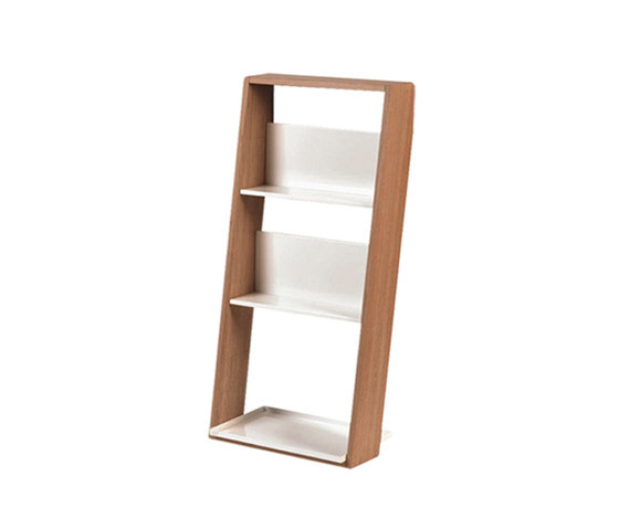 Storage Lean small by EX.T | Bath shelving