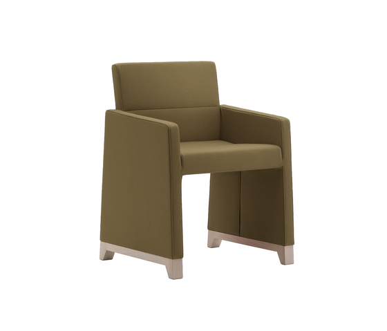 Inka B 300 by Billiani | Visitors chairs / Side chairs