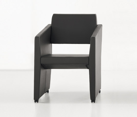 Dual by Martex | Visitors chairs / Side chairs