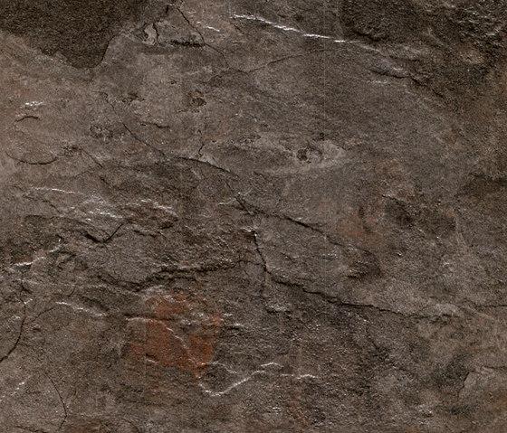 Leaves Nickel by Rex Ceramiche Artistiche by Florim | Tiles