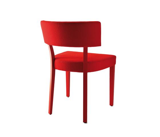 Miami chair by Billiani | Restaurant chairs