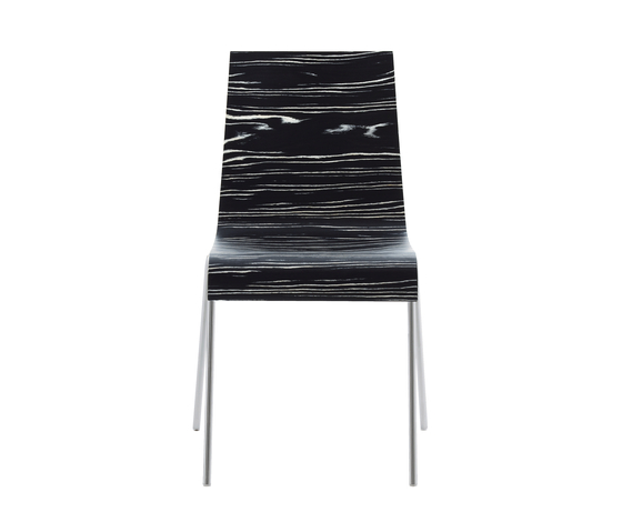 Pop chair de Billiani | Chaises polyvalentes